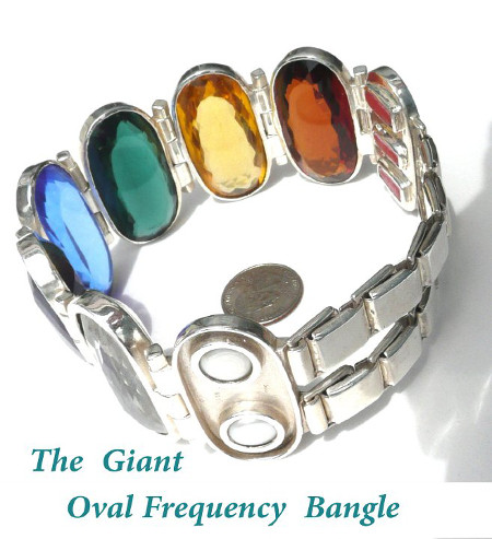 Chromotherapy Jewelry