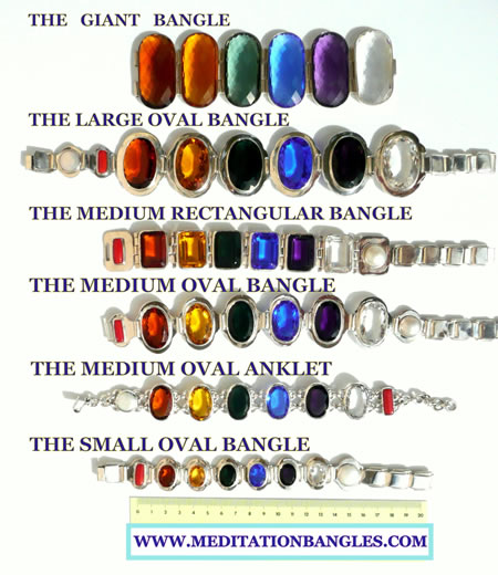 Frequency Bangle Designs